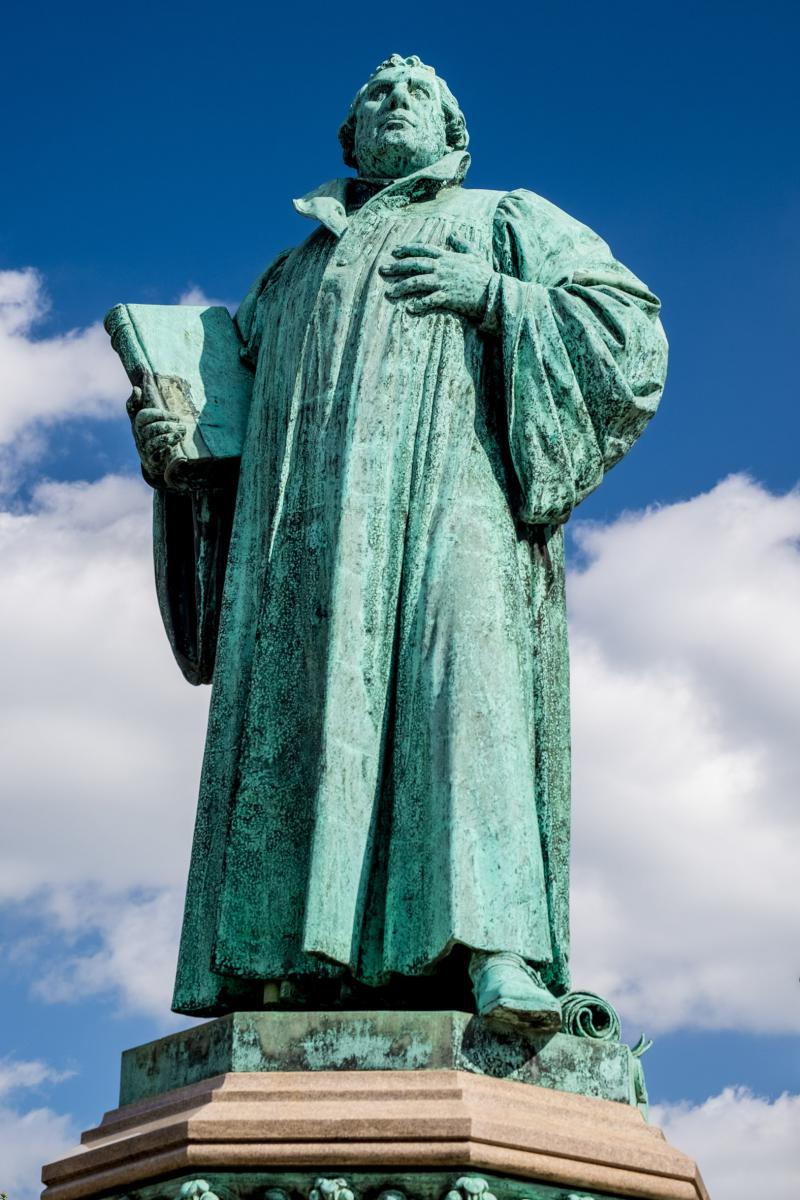 Martin Luther - Reformationsjubiläum 2017 - Die Messe- und