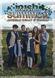 Angelo Kelly Family Irish Summer 2019 Die Messe Und Veranstaltungsgesellschaft Magdeburg Gmbh